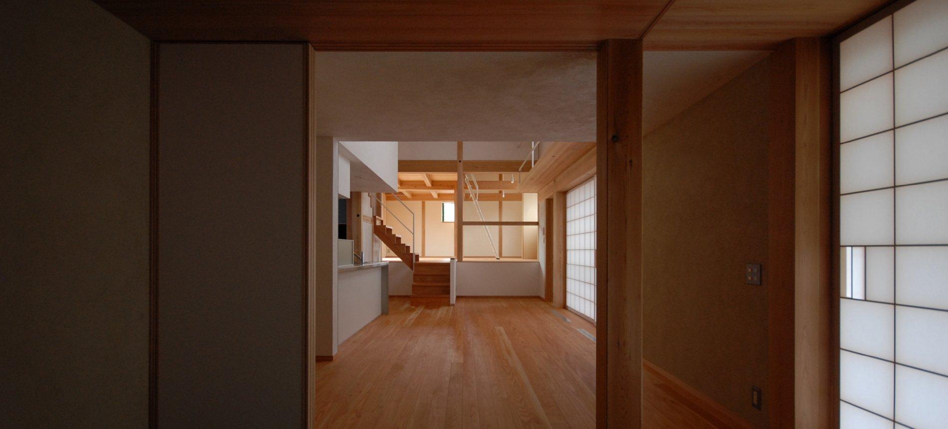 住吉本町の家